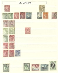 6055: St. Vincent - Collections