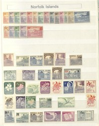 4705: Norfolk Island - Collections