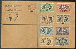 7710: Collections and Lots Cover - Postal stationery