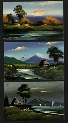 3610: Japan - Picture postcards