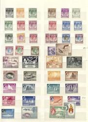 5755: Singapore - Stamps bulk lot