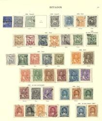 2425: Ecuador - Collections