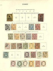 6355: Turkey - Collections