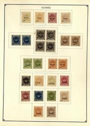 5295: Portuguese Guinea - Collections