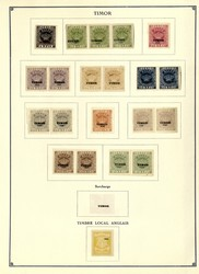 6235: Timor - Collections