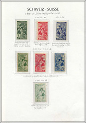 5655149: Switzerland UPU - Collections