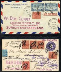 6605: États-Unis - Collections