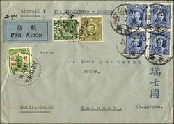 2070: China - Briefe Posten