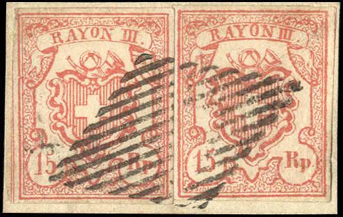 Lot 29 - sammlungen und posten sammlungen und posten altschweiz -  Rolli Auctions Auction #68 Day 1