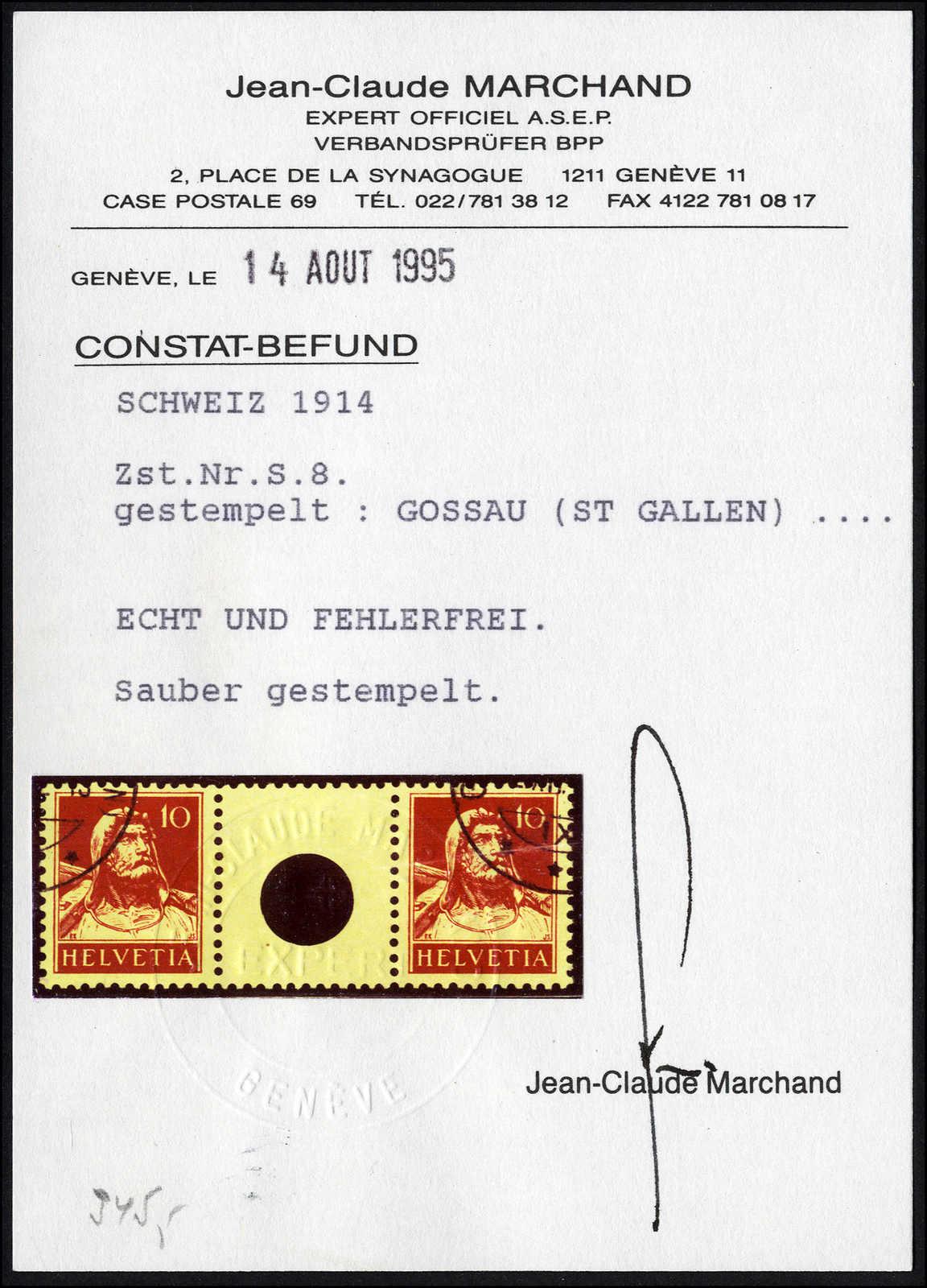 Lot 165 - schweiz schweiz -  Rolli Auctions Auction #68 Day 1