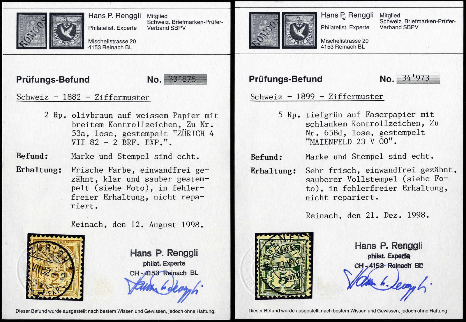 Lot 136 - schweiz Schweiz Sitzende Helvetia gezähnt -  Rolli Auctions Auction #68 Day 1