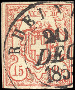 Lot 36 - sammlungen und posten sammlungen und posten altschweiz -  Rolli Auctions Auction #68 Day 1