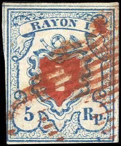 Lot 38 - sammlungen und posten sammlungen und posten altschweiz -  Rolli Auctions Auction #68 Day 1