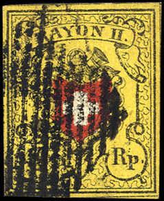Lot 15 - sammlungen und posten sammlungen und posten altschweiz -  Rolli Auctions Auction #68 Day 1