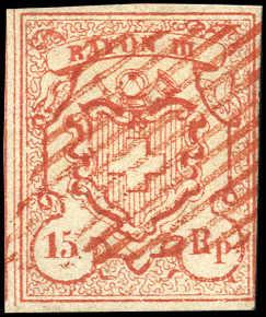 Lot 40 - sammlungen und posten sammlungen und posten altschweiz -  Rolli Auctions Auction #68 Day 1