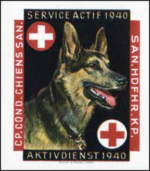 5711056: Schweiz Soldatenmarken Sanität