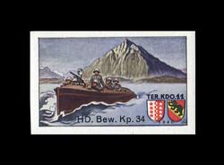 5711041: Schweiz Soldatenmarken H D - Arbeitsdienst