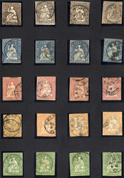 5655090: Schweiz Ortspost - Sammlungen