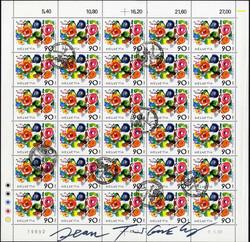 7650: Sammlungen und Posten Motive - Autographen