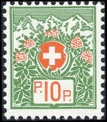 81.300: nach Katalog inkl. Abarten