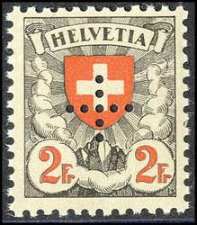 72: Dienstmarken und Ämter