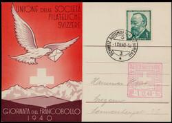46.200: Tag der Briefmarke