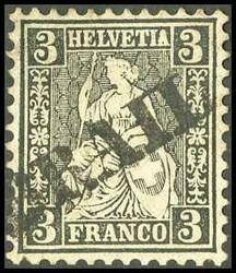 60: Sitzende Helvetia
