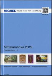 8030: Michel Kataloge Übersee - Philatelistische Literatur