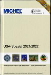 8020: Michel Kataloge Europa - Philatelistische Literatur