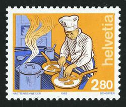 880: Frankaturware Schweiz