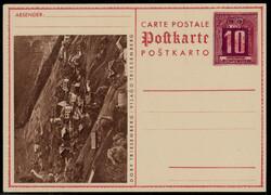 4175: Liechtenstein - Stempel