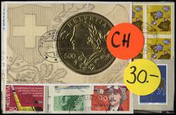 7999: Schweiz - Sammlungen