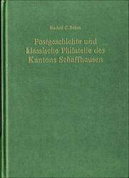 90.350: Postgeschichte und Stempel von Kantonen