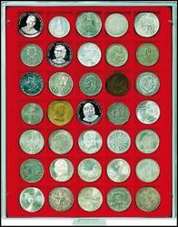 8390: Münzen Literatur/Zubehör