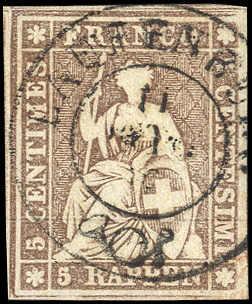 Lot 28 - sammlungen und posten sammlungen und posten altschweiz -  Rolli Auctions Auction #68 Day 1