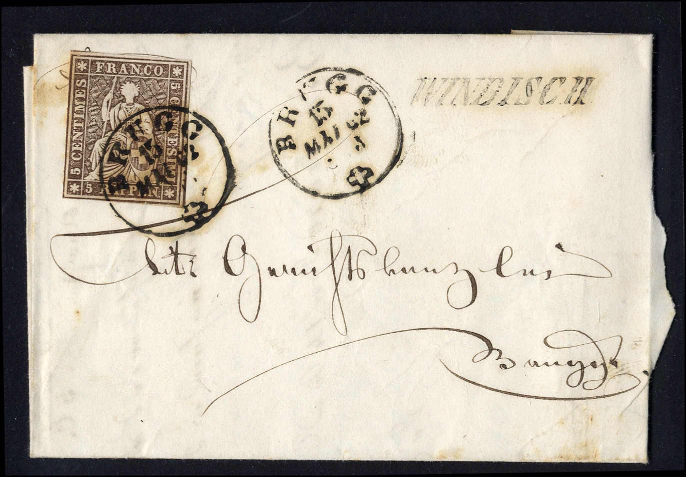Lot 78 - sammlungen und posten sammlungen und posten altschweiz -  Rolli Auctions Auction #68 Day 1