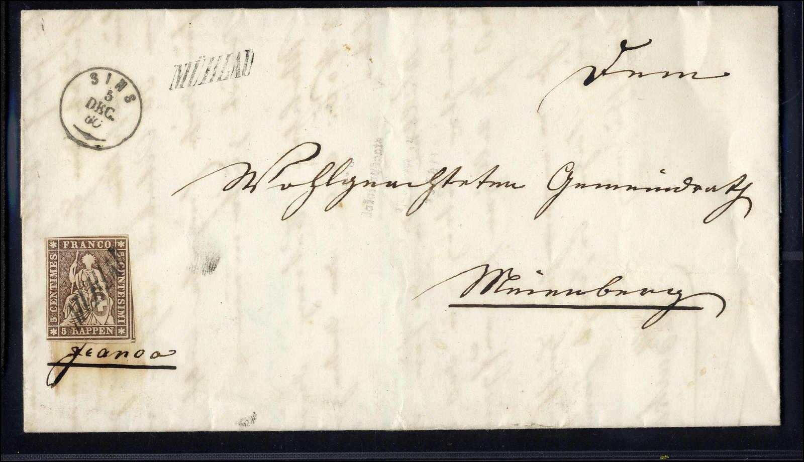 Lot 76 - sammlungen und posten sammlungen und posten altschweiz -  Rolli Auctions Auction #68 Day 1