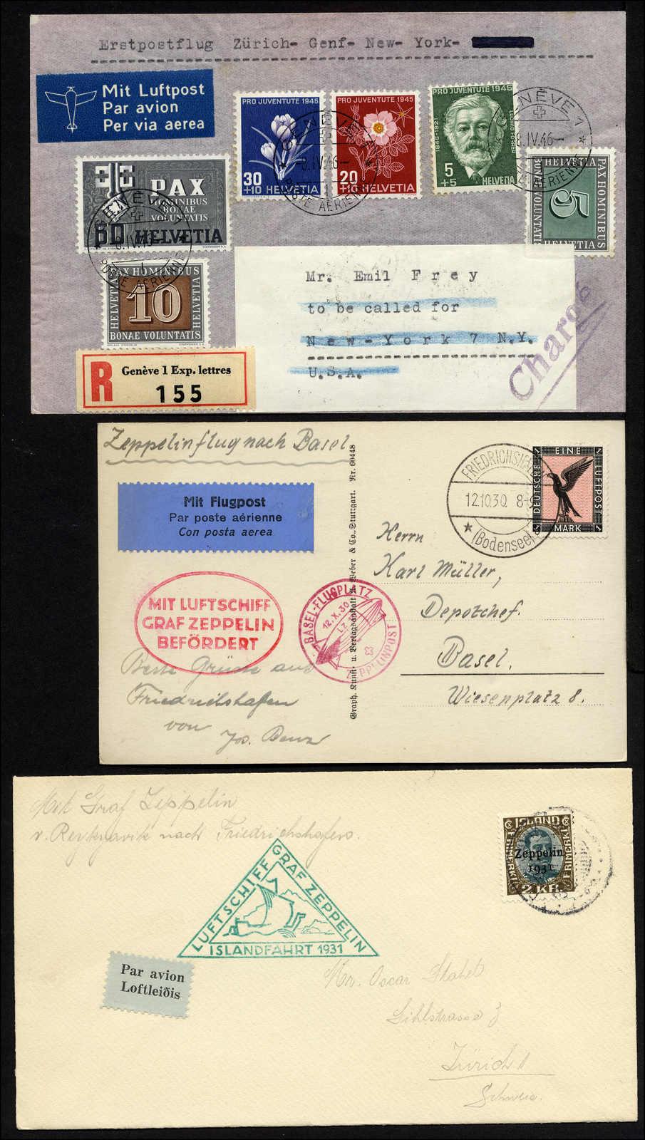 Lot 186 - schweiz schweiz -  Rolli Auctions Auction #68 Day 1