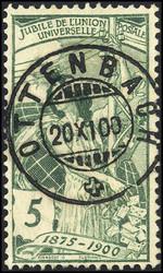 64.300: nach Katalog inkl. besondere Stempel