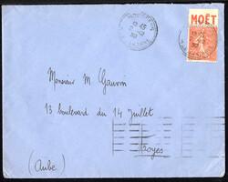 12.100: nach Katalog | Frankaturen