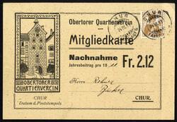 46.600: Die Post als Werbeträger