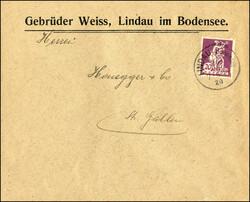 15: Altdeutschland Bayern - Stempel