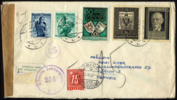 7080: Collections and Lots  Europe - Covers bulk lot