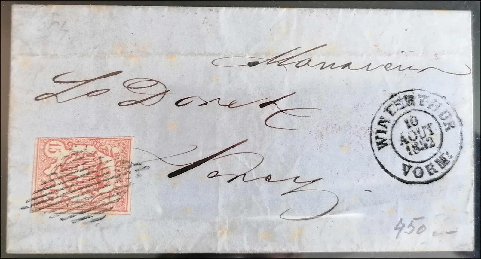 Lot 71 - sammlungen und posten sammlungen und posten altschweiz -  Rolli Auctions Auction #68 Day 1