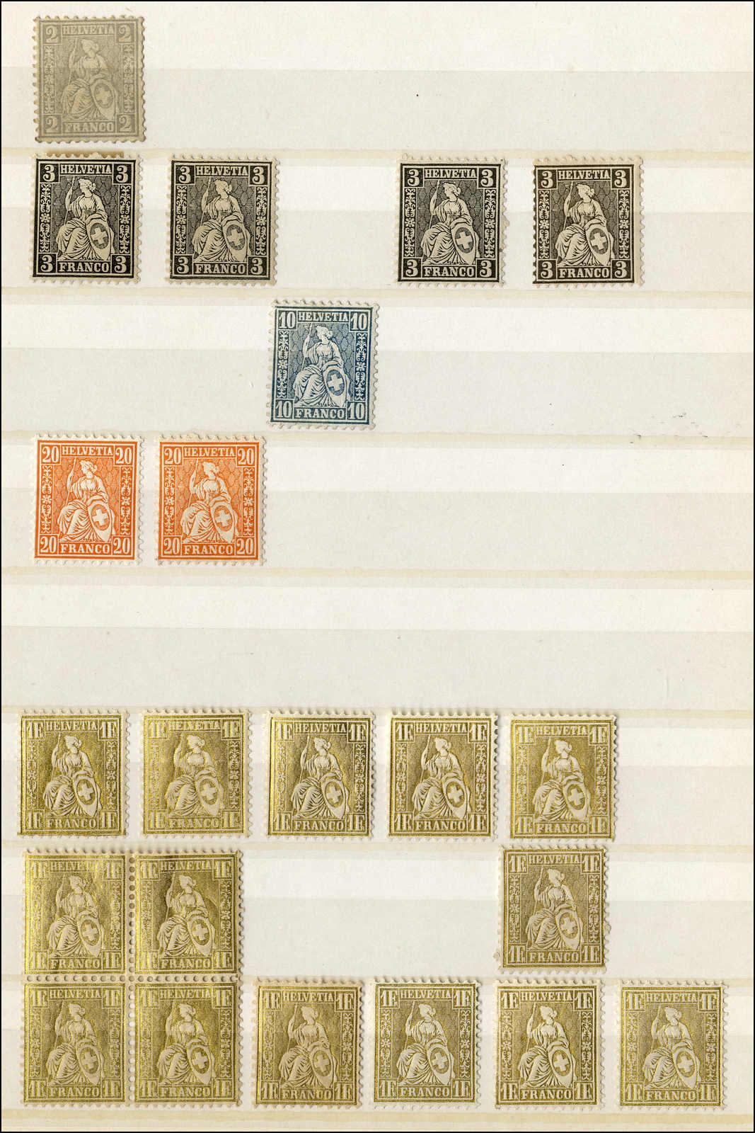 Lot 84 - schweiz schweiz -  Rolli Auctions Auction #68 Day 1