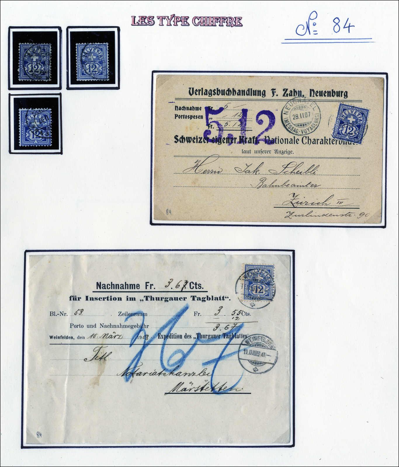 Lot 93 - schweiz schweiz -  Rolli Auctions Auction #68 Day 1