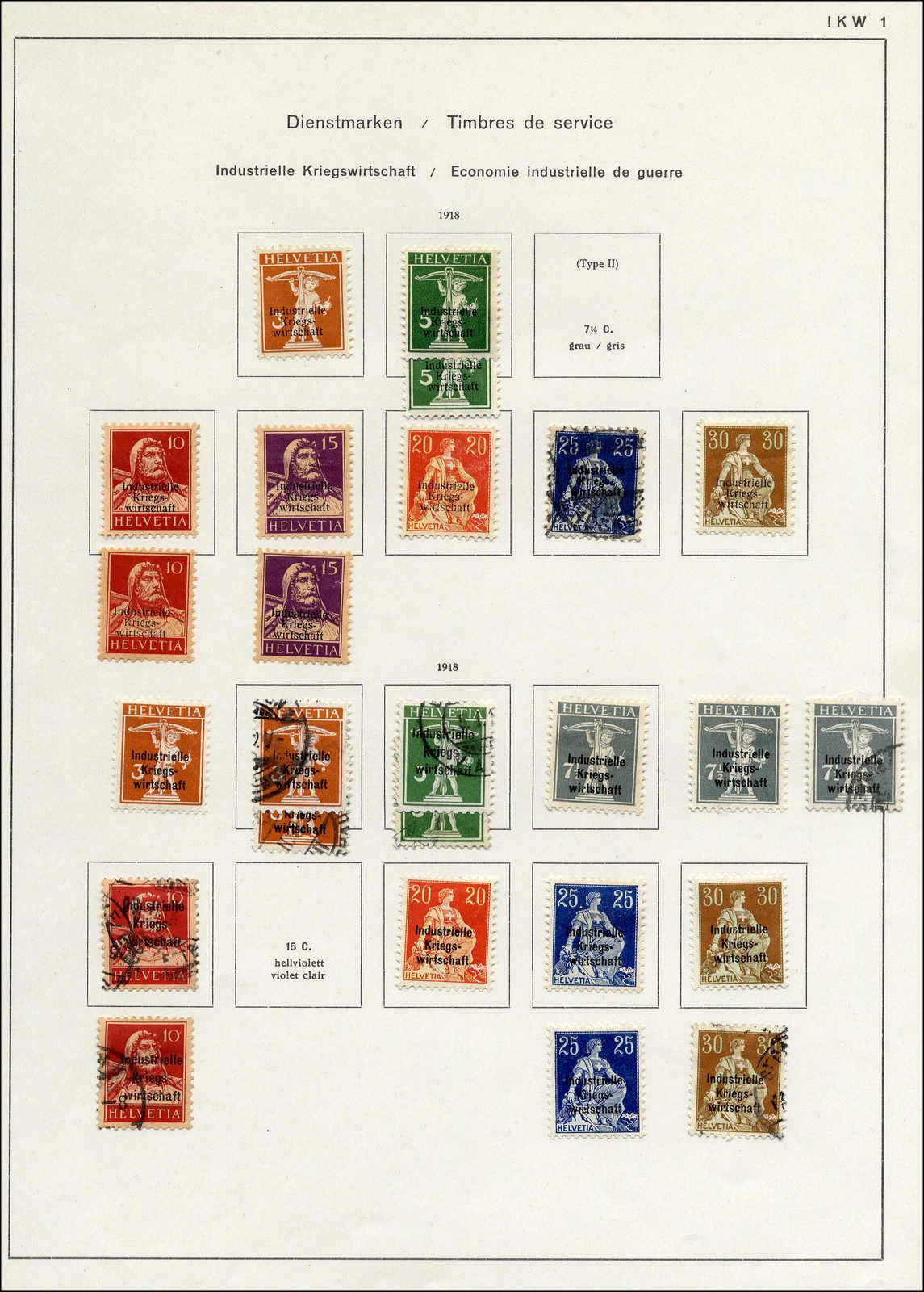 Lot 217 - schweiz schweiz -  Rolli Auctions Auction #68 Day 1