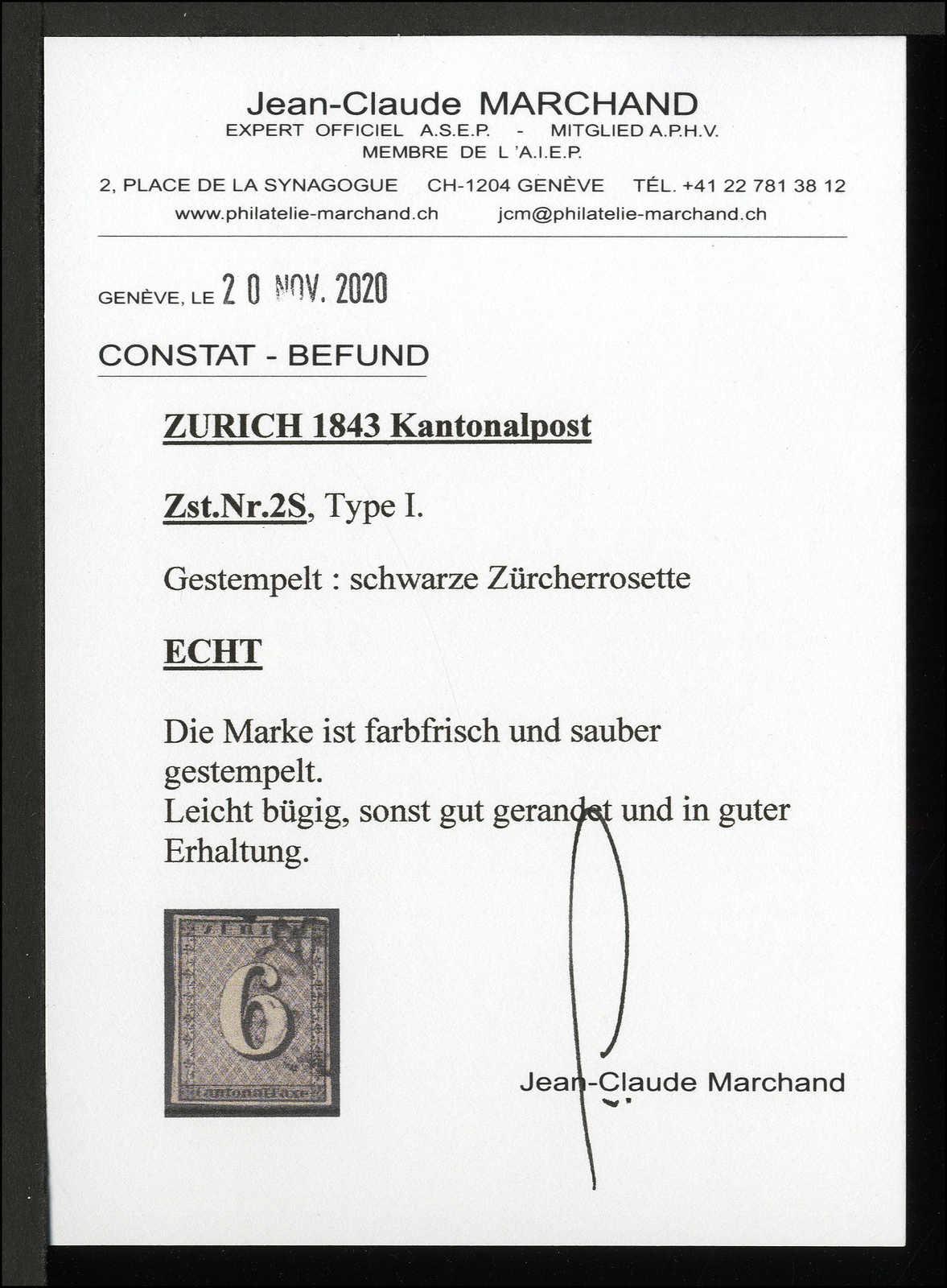 Lot 991 - schweiz schweiz kantone zürich -  Rolli Auctions Auction #68 Day 2