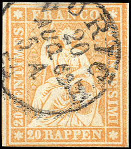 Lot 46 - sammlungen und posten sammlungen und posten altschweiz -  Rolli Auctions Auction #68 Day 1