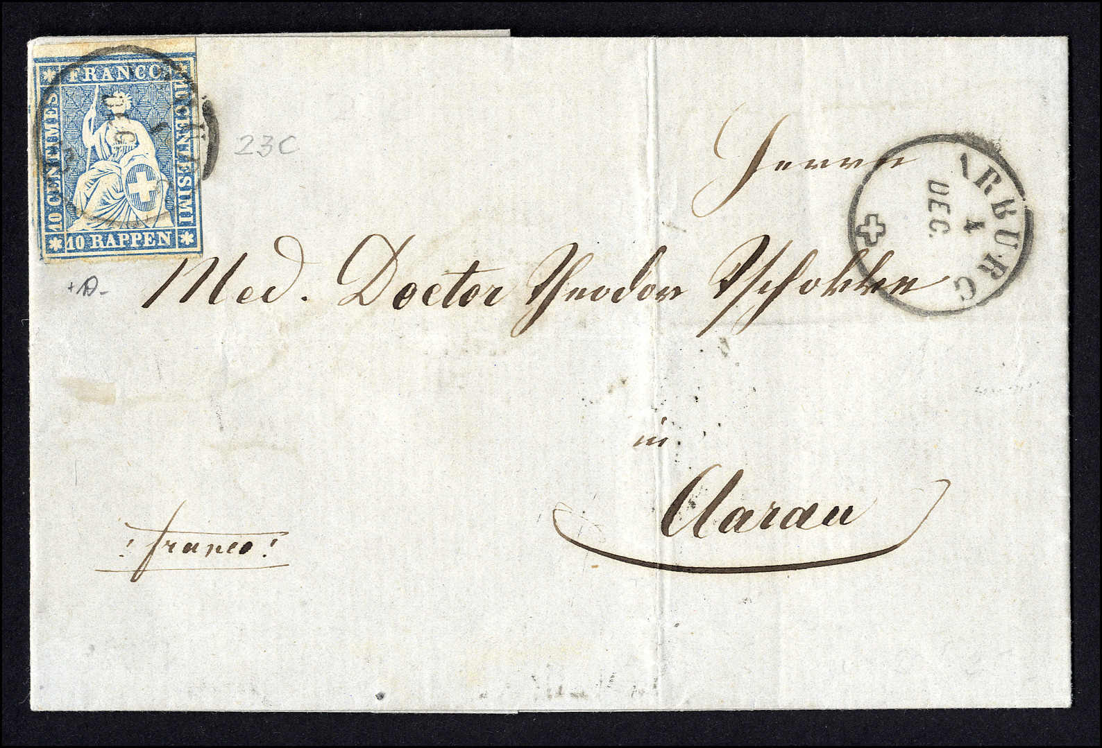 Lot 45 - sammlungen und posten sammlungen und posten altschweiz -  Rolli Auctions Auction #68 Day 1
